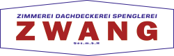 Zwang | Zimmerei Dachdeckerei Spenglerei Logo