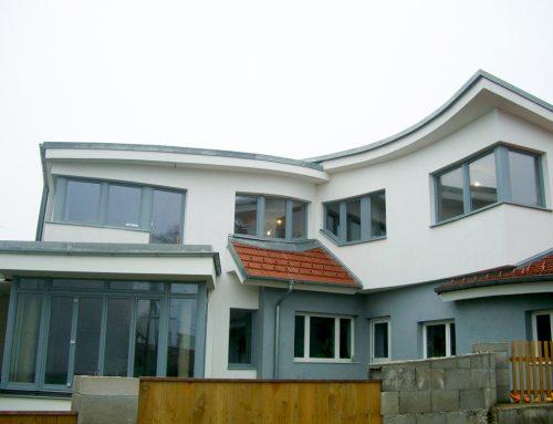 Neubau Architektenhaus