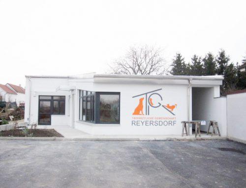 Neubau Tierarztpraxis